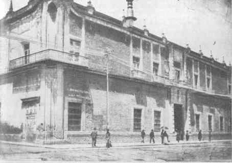 El Hospital de San Andrés